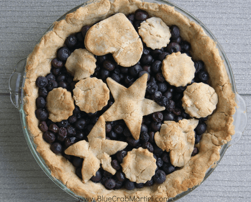 The Ultimate Pie Crust- Made with Coconut Oil!