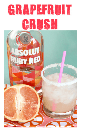 The Grapefruit Crush