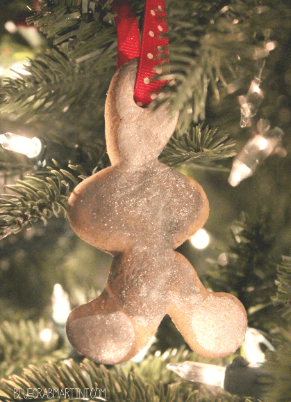 11 Weeks of Wonder #8- Cinnamon Salt Dough Ornaments