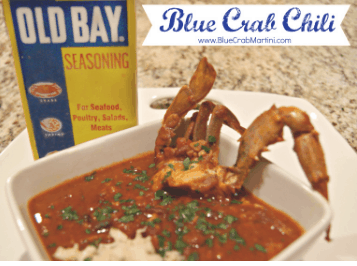 Blue Crab Chili